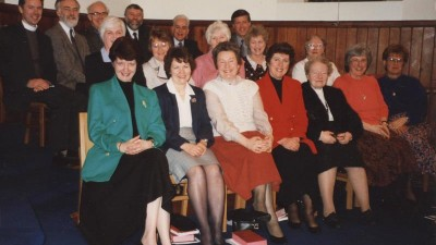 The Choir in 1998